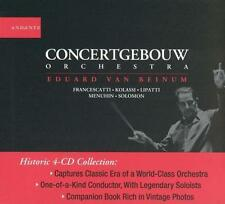 Concertgebouw Orchestra (1940-1958): Eduard van Beinum, Conductor, New Music