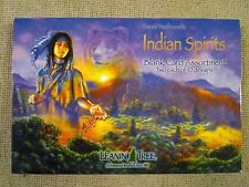 Indian Spirits by David Penfound [AST90638] Blank Native American Cards (FC1-4)