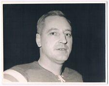 Original Quebec Aces Hockey Laval Rinfret Photo
