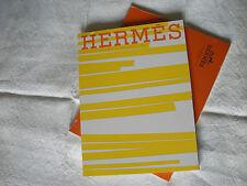 LE MONDE D'HERMES BOOK REVUE RIVISTA 2009 FALL WINTER AUTUNNO INVERNO