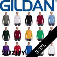 Gildan Heavy Cotton Long Sleeve T-Shirt. 5400