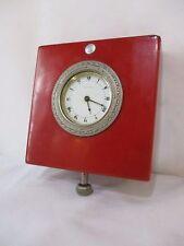 Antique Waltham Automobile/Car Dashboard / Dash Clock - Eight (8) Day Wind Stem