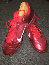 MINT CONDITION. 2011. NIKE ZOOM HYPERFUSE LOW HYPERDUNK Red W/ White 429614-610