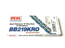 Rk Bb219Kro #219 104L Blue O-Ring High Performance Go Kart Racing Chain