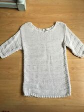 Next Women's Chunky, Cable Knit Knit Scoop Neck Jumpers & Cardigans