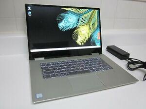 """Lenovo Yoga 720-15IKB 2-in-1 i7-7700HQ 8GB RAM 256GB SSD 15.6"""" FHD Touch Backlit"""