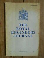 The Royal Engineers Journal, December 1979