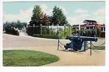 Vintage Kansas City, MO Postcard - Paseo at 12th Street - Unposted