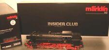 Märklin HO:  Insider  39650 DB dampflok BR 65 012   Digital + OVP