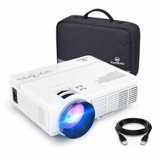 VANKYO Leisure 3 1080P Supported Mini Projector with 40000 Hours Lamp Life, LED