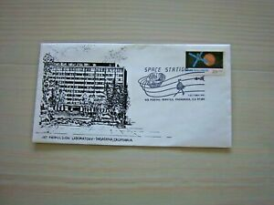 Sc. 2577 Space Exploration First Day Issue w/ Pictorial Cancel FDEC Pasadena MIK