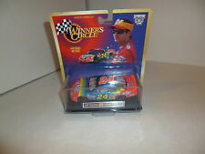 #24 JEFF GORDON DUPONT 1998 WINNERS CIRCLE 1/43  SERIES 1/43