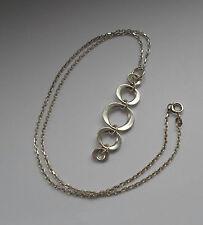 Finnish Kalevala Koru Silver 925 KORONA Necklace By Elina Makkonen ($180)