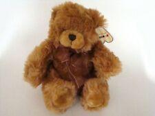 Aurora BOONE Brown Teddy Bear 12 Inch Soft and Sweet  Animal NEW #01408