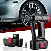 Audew 2 IN 1 Portable Car Electric Tyre Inflator Cordless Air Compressor Pump