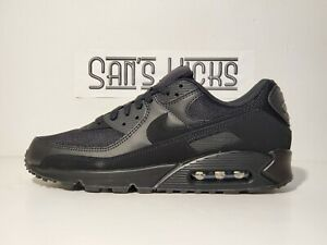 Men's Nike Air Max 90 Triple Black Size  [CN8490-003] [Size 11-13]