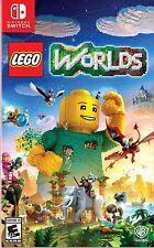 Lego Worlds Nintendo Switch Brand New Sealed