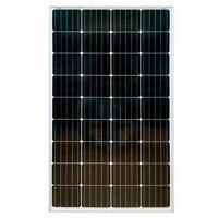 Placa Solar 100W Monocristano modulo panel solar fotovoltaico 12V