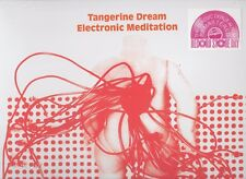 Tangerine Dream Electronic Meditation Vinyl Lp Record Store Day Sealed