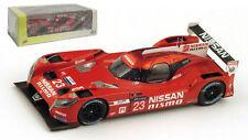 Spark S4642 Nissan GT-R LM Nismo #23 Nissan Motorsports Le Mans 2015 1/43 Scale