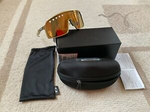 Oakley SutroEyeshade Precious Mettle Collection 24K Olympic game limited