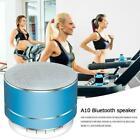 Bluetooth-compatible 5.0 Speaker Mini Wireless Fm USB Radio Bass Mp3 Super V5G8
