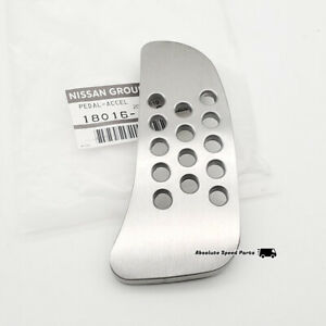NEW GENUINE Nissan Aluminum Accelerator Gas Pedal for 350Z G35 R34 18016-AB000