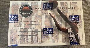 1993-94 SkyBox Premium Basketball Box Factory Sealed