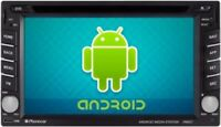 "Phonocar VM007 Media Station ANDROID 6,2"" Bluetooth Modulo GPS integrato per sis"