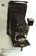 Kodak Eastman: Folding Pocket No.3A Mod C