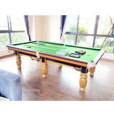 2 Green Premium Pool Table Felt 9' Billiard Table Cloth - High Performance