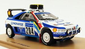 Spark 1/43 Scale S5615 - Peugeot 405 T16 Grand Raid Paris Dakar 1988