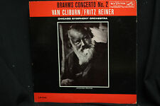 Brahms Concerto No 2 Van Cliburn Fritz Reiner Conducting Chicago Symphony
