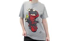 Nuevo Street Fighter Ken's huracán Heat Rush V Camiseta Talla L Grande Capcom (B)