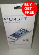 Mobile Phone Screen Protector iPhone 4G/4S Plastic Guard Not Glass BUY 1 GET 2
