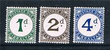 Mint Never Hinged/MNH Postage Gibraltar Stamps