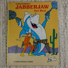 1977 Hanna-Barbera's Jabberjaw Out West Book