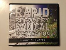 Rapid Recovery Radical Restaration by Danny Chanbers (CD, 2-Disc Set) Very Good