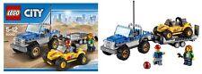 LEGO 60082 Rimorchio Dune Buggy - CITY