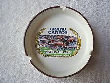 "Vintage Grand Canyon National Park Ceramic Souvenir Ashtray "" BEAUTIFUL COLLECTI"