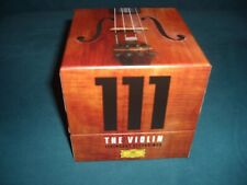111-The Violin Legendary Recordings (Deutsche Grammophon 42-CD  Limited Edition)