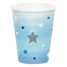 Twinkle Twinkle Little Star One Little Star Boy Birthday Party Supplies Cup
