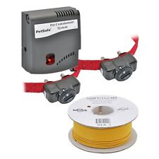 PetSafe PRF-3004W Dog Radio Fence Invisible Electronic In Ground Containment Set