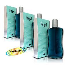 3x FENJAL Classic Luxury CREME BATH Oil Soak 200ml