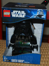 LEGO Star Wars Darth Vader Alarm Clock Battery Operated Ages 6+ CHRISTMAS GIFT