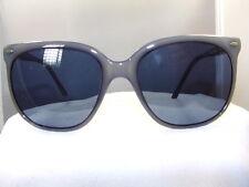 "Vintage Maui Jim Lt Grey CAT EYE""Frame with Grey 70% Lenses 100% UV PROTECTION"
