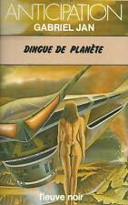 FLEUVE NOIR - ANTICIPATION N° 984 : DINGUE DE PLANETE - GABRIEL JAN - TTBE !