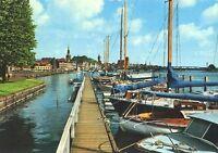 AK, Kappeln Schlei, Bootshafen, ca. 1970