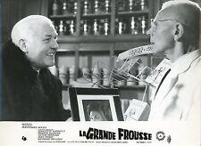 RAYMOND ROULEAU MOCKY LA GRANDE FROUSSE 1964  PHOTO ANCIENNE D'EXPLOITATION
