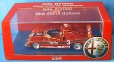 ALFA ROMEO 33.3 SC TURBO MONZA 1977 MERZARIO M4 1/43 race GP COURSE